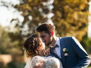 Le mariage de Adélaïde et Victor 1
