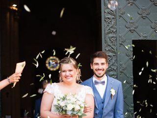 Le mariage de Adélaïde et Victor 3