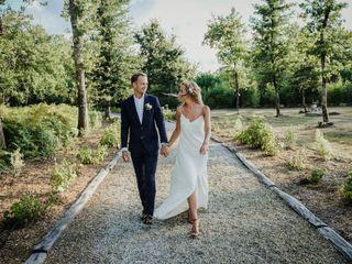 Le mariage de Amandine et Stefan