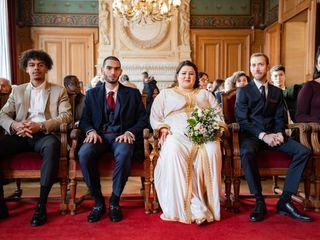 Le mariage de Marina et Idris 1