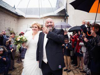 Le mariage de Sandrine et Grégory