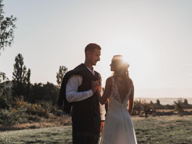 Le mariage de Dénys  et Marine à Pierrelatte, Drôme 1