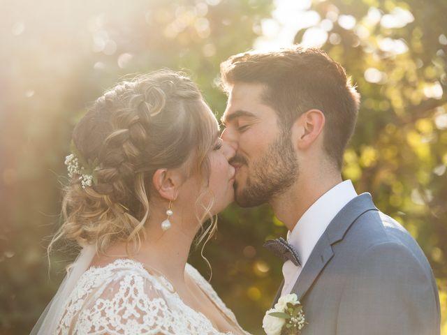 Le mariage de Adélaïde et Victor