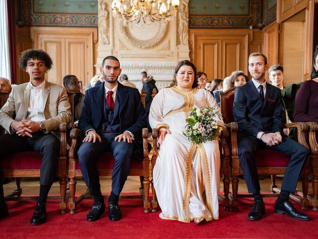 Le mariage de Idris et Marina à Étréchy, Essonne 1