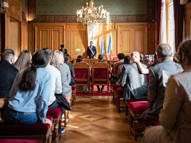Le mariage de Idris et Marina à Étréchy, Essonne 2