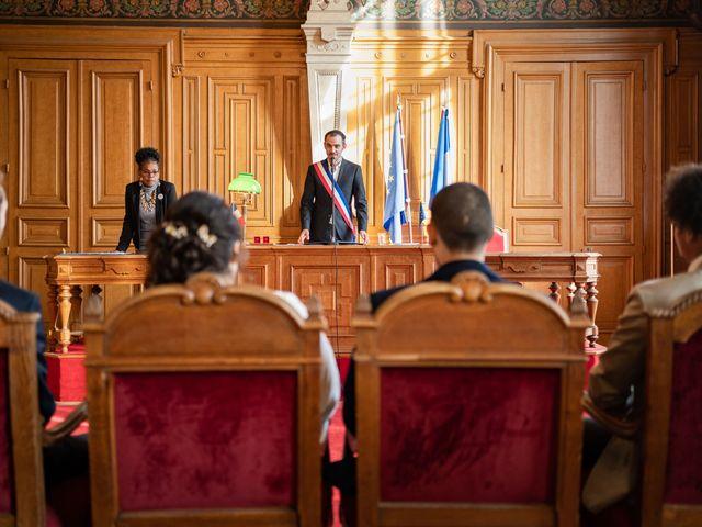 Le mariage de Idris et Marina à Étréchy, Essonne 3