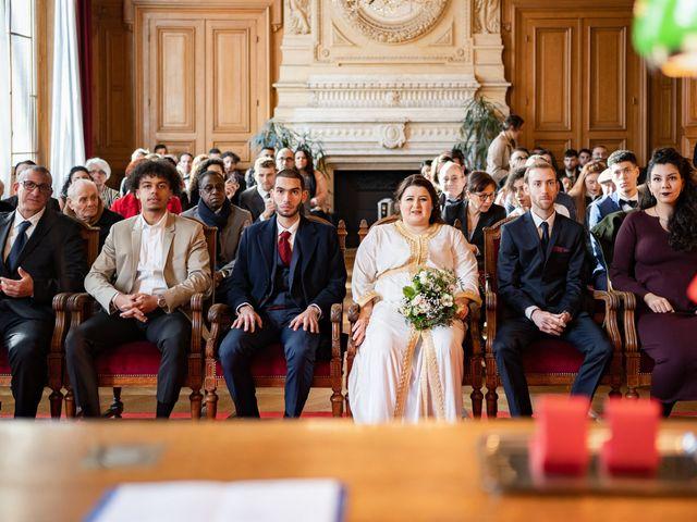 Le mariage de Idris et Marina à Étréchy, Essonne 4