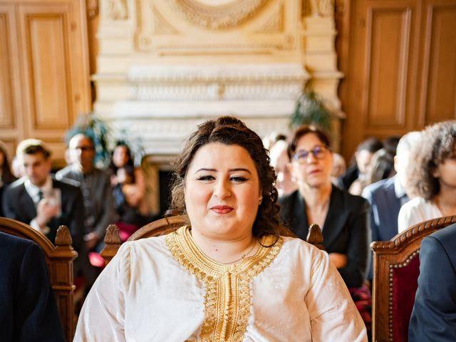 Le mariage de Idris et Marina à Étréchy, Essonne 8