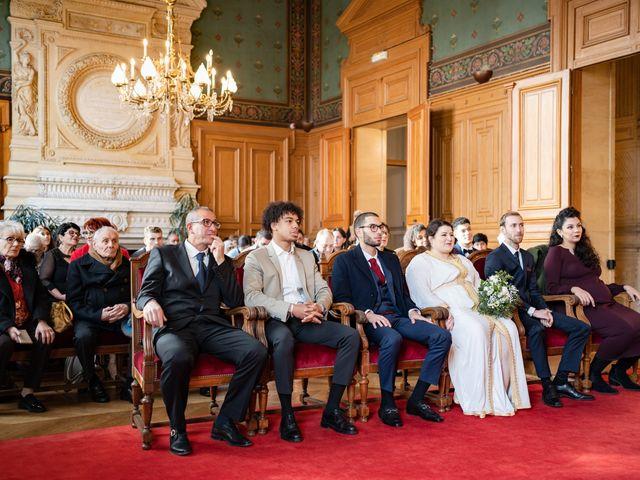 Le mariage de Idris et Marina à Étréchy, Essonne 10