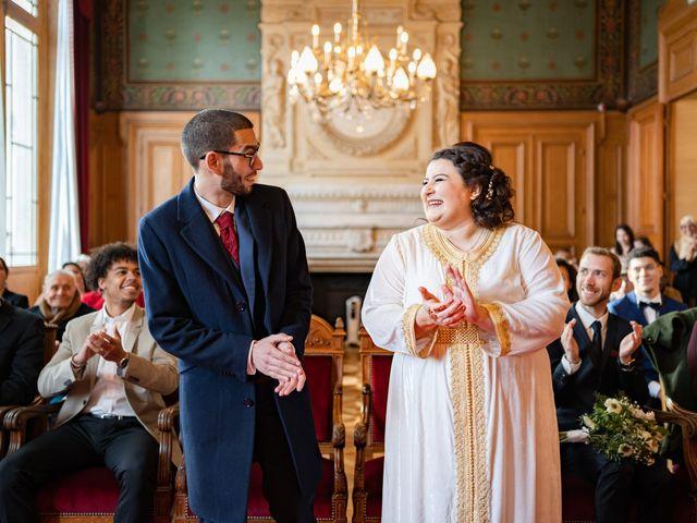 Le mariage de Idris et Marina à Étréchy, Essonne 11