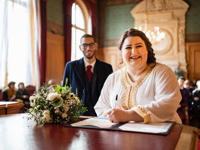 Le mariage de Idris et Marina à Étréchy, Essonne 13