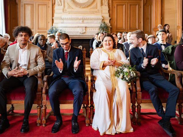 Le mariage de Idris et Marina à Étréchy, Essonne 14