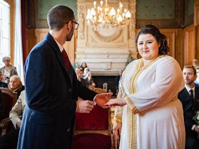Le mariage de Idris et Marina à Étréchy, Essonne 15