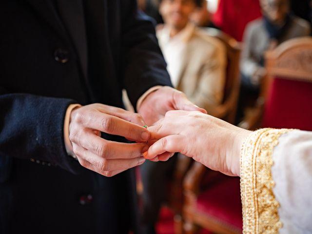 Le mariage de Idris et Marina à Étréchy, Essonne 16