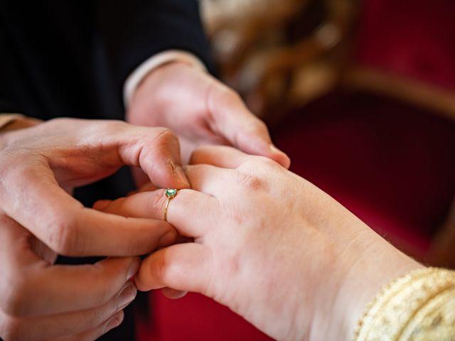 Le mariage de Idris et Marina à Étréchy, Essonne 17