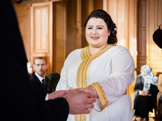 Le mariage de Idris et Marina à Étréchy, Essonne 18
