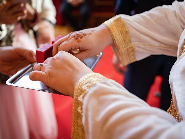 Le mariage de Idris et Marina à Étréchy, Essonne 19