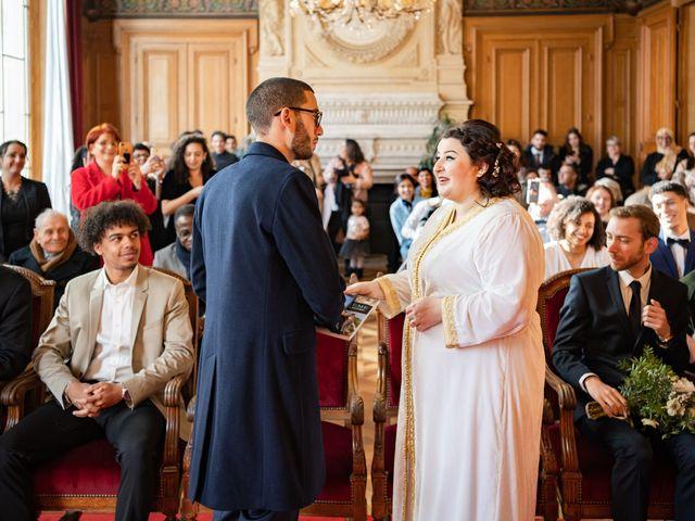 Le mariage de Idris et Marina à Étréchy, Essonne 25