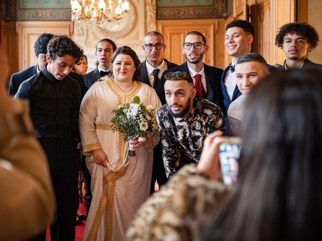 Le mariage de Idris et Marina à Étréchy, Essonne 27