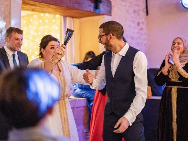Le mariage de Idris et Marina à Étréchy, Essonne 54