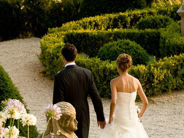 Le mariage de John et Marie à Grasse, Alpes-Maritimes 131