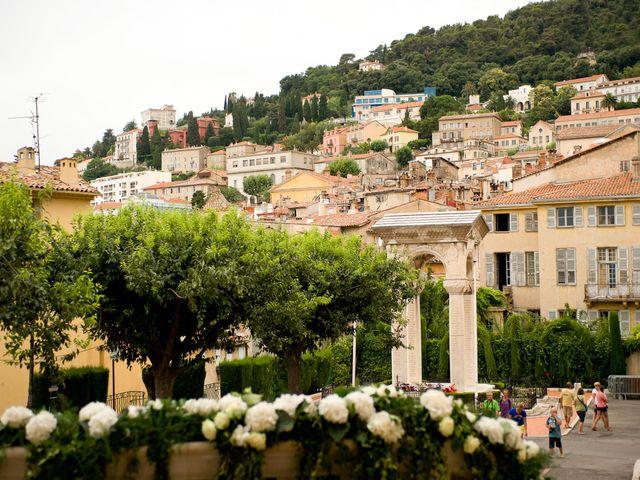Le mariage de John et Marie à Grasse, Alpes-Maritimes 2