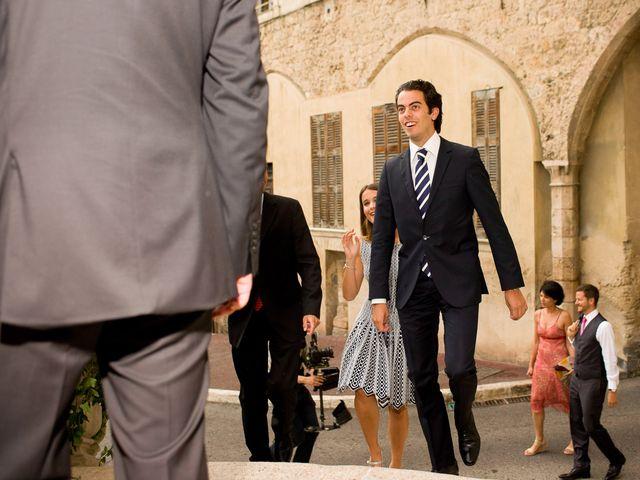 Le mariage de John et Marie à Grasse, Alpes-Maritimes 11