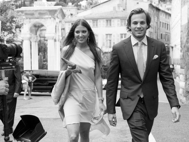 Le mariage de John et Marie à Grasse, Alpes-Maritimes 21