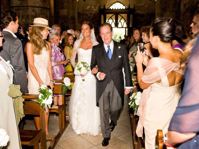Le mariage de John et Marie à Grasse, Alpes-Maritimes 56