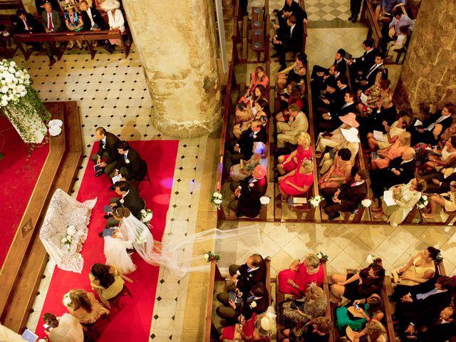 Le mariage de John et Marie à Grasse, Alpes-Maritimes 62