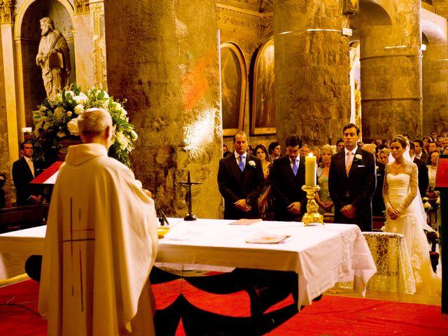 Le mariage de John et Marie à Grasse, Alpes-Maritimes 68