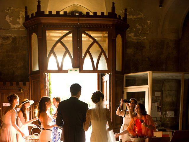 Le mariage de John et Marie à Grasse, Alpes-Maritimes 1