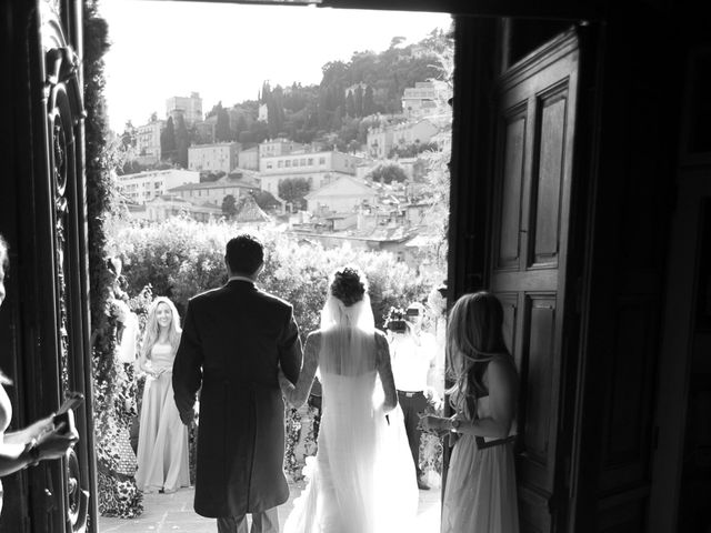Le mariage de John et Marie à Grasse, Alpes-Maritimes 105