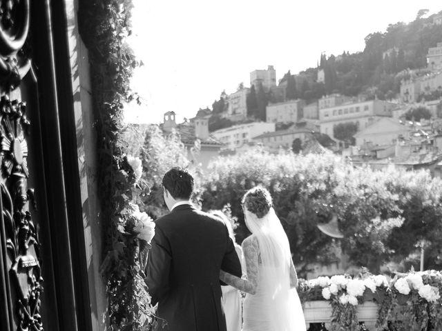 Le mariage de John et Marie à Grasse, Alpes-Maritimes 106