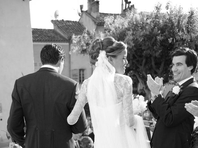 Le mariage de John et Marie à Grasse, Alpes-Maritimes 93