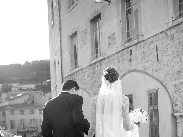 Le mariage de John et Marie à Grasse, Alpes-Maritimes 109