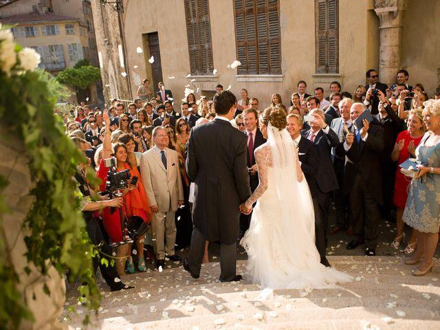Le mariage de John et Marie à Grasse, Alpes-Maritimes 110
