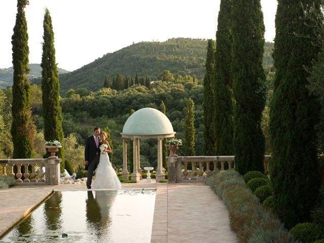 Le mariage de John et Marie à Grasse, Alpes-Maritimes 143
