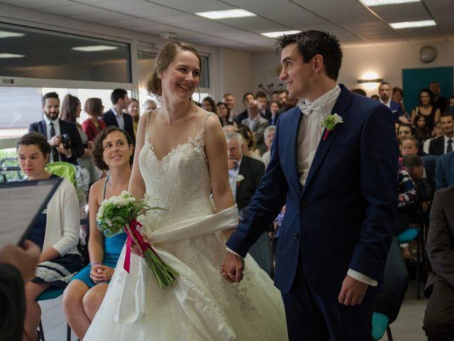 Le mariage de Ivan et Pauline à Aucamville, Tarn-et-Garonne 14