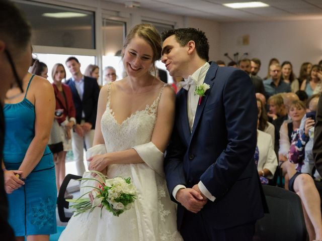Le mariage de Ivan et Pauline à Aucamville, Tarn-et-Garonne 17