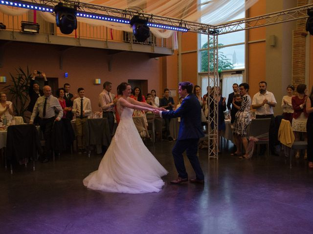 Le mariage de Ivan et Pauline à Aucamville, Tarn-et-Garonne 56