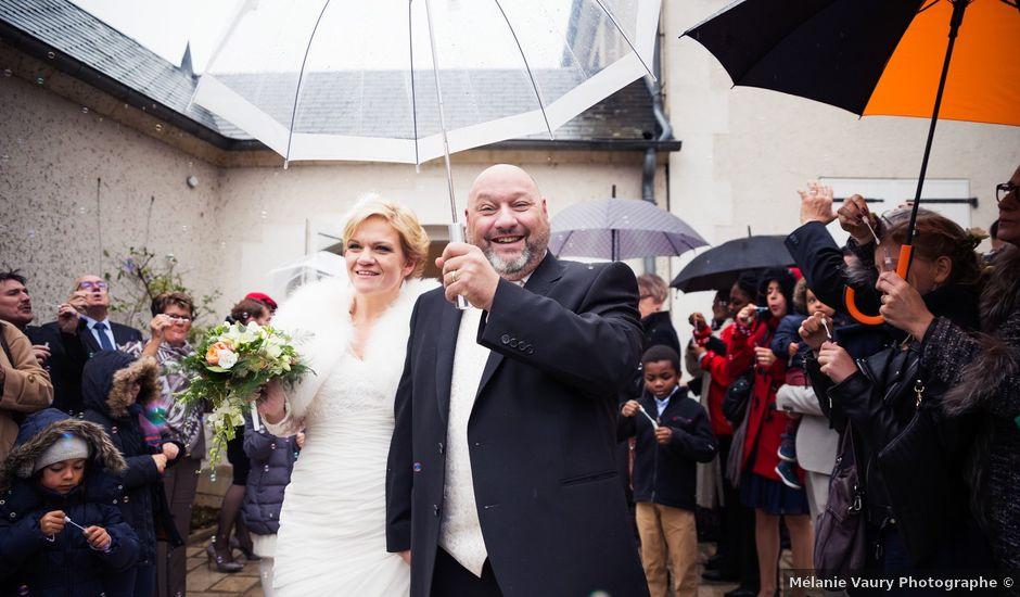 Le mariage de Grégory et Sandrine à Anserville, Oise