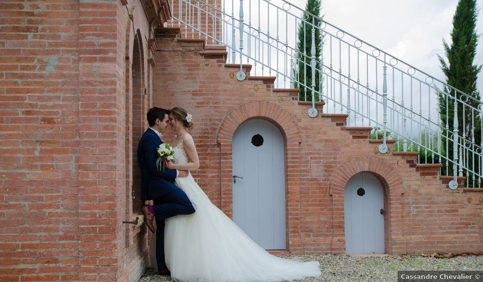 Le mariage de Ivan et Pauline à Aucamville, Tarn-et-Garonne