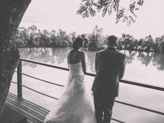 Le mariage de Cindy et Sylvain