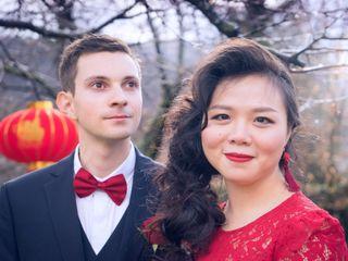 Le mariage de Xin et Mathieu 1