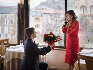 Le mariage de Xin et Mathieu 2