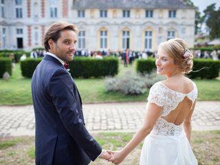 Le mariage de Cyrielle et Maxime