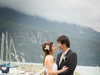Le mariage de Lucie et Haihan 2