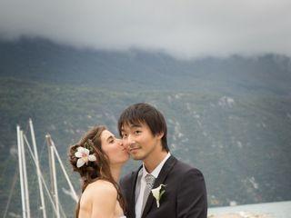 Le mariage de Lucie et Haihan 3