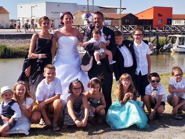 Le mariage de Cyril et Aurore à Saujon, Charente Maritime 4